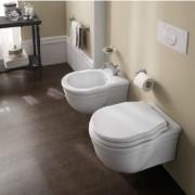 WC et bidet Scavolini mod. Musa Suspendue