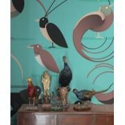 papier peint LondonArt BIRDS OF PARADISE